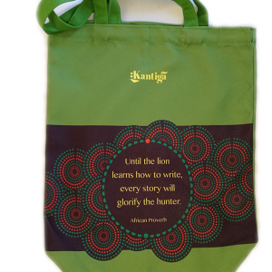 Telling our Own stories bag