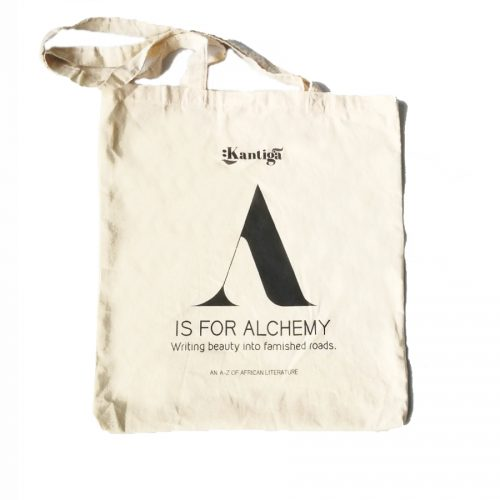 A is for Alchemy Kantiga shopper bag